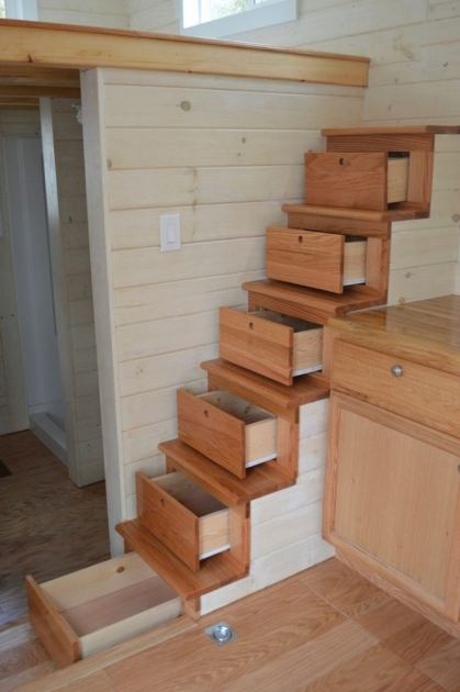 Staircase Ideas For Tiny Houses Design Pictures 90
