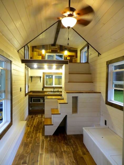 Staircase Ideas For Tiny Houses Robins Nest Interior Brevard Photo 47