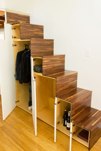 Staircase Ideas For Tiny Houses Space Saving Idea Pic 54