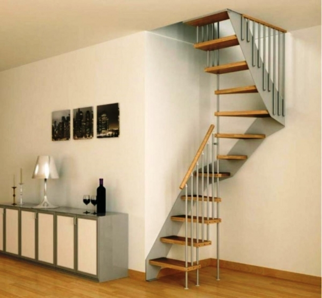 Staircase Ideas For Tiny Houses Top Design Ideas For Small Spaces Image 08