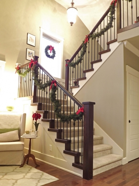 Staircase Railing Designs Modern Wood Stair Railings  Image 57