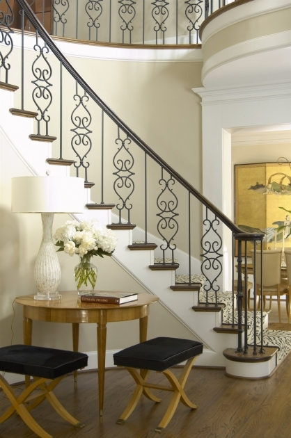 Staircase Railing Designs Steel Simple Design Image 11