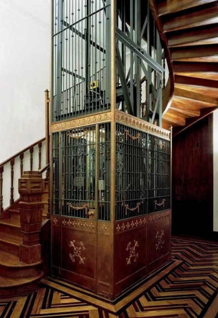 Victorian Spiral Staircase Cape Town  Image 09