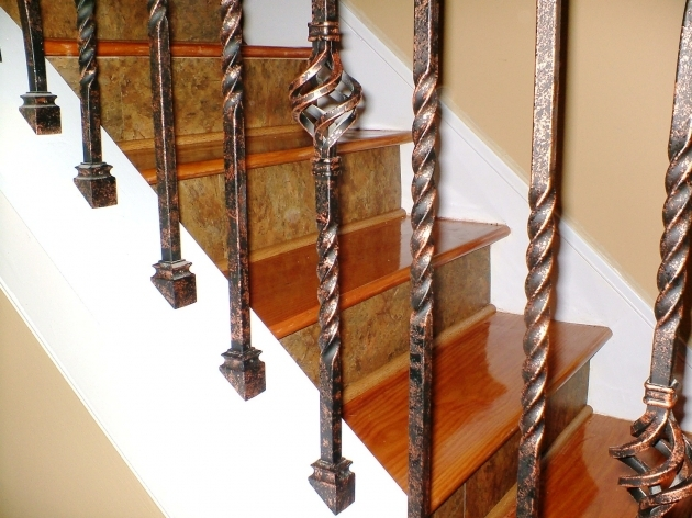 Wood Stair Treads With Tile Risers Design Ideas Photo 51