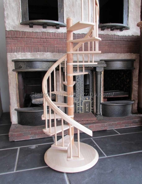 Wooden Spiral Staircase Plans Diy Design Images 88