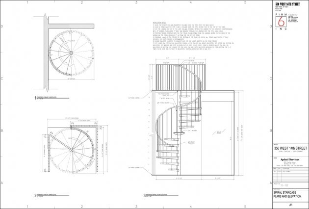 Wooden Spiral Staircase Plans Ideas Pic 53