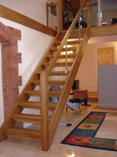 Bespoke Wooden Staircase Designs Alton Hampshire Timber Stair With Executive Small Space Designing Pictures 28