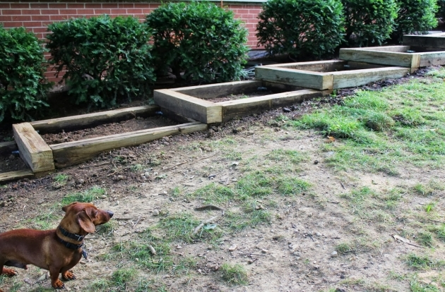 Building Stairs Into A Hill Ohio Thoughts Hillside Sidewalk And Stairs Photo 08
