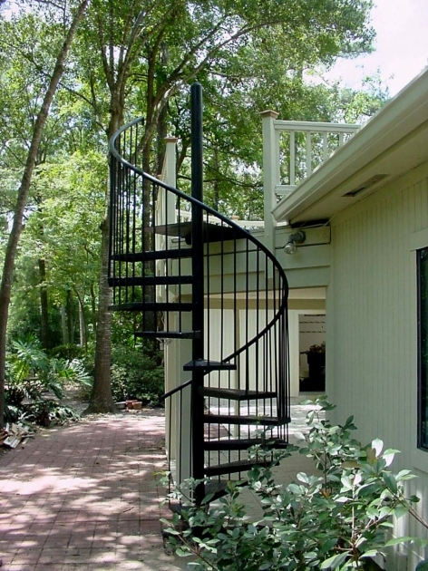 Circular Staircase Exterior Uk Home Design Pictures 82