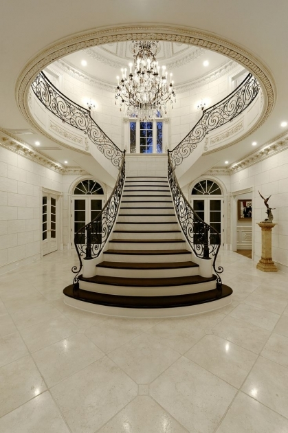 Grand Staircases Design Ideas Picture 86