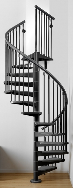 Metal Spiral Staircase Eureka Steel And Wood Pics 90