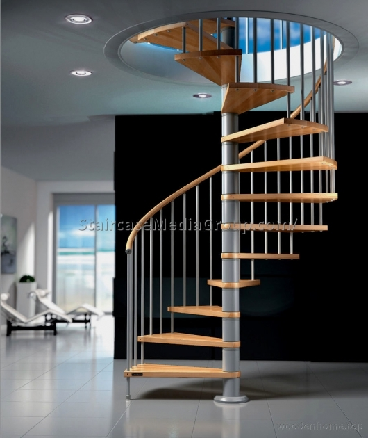 Metal Spiral Staircase Used Ideas Design Photo 44