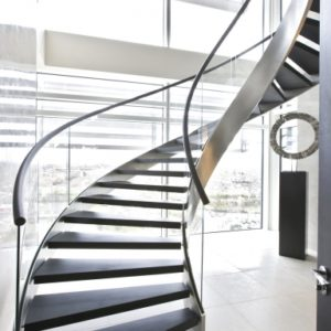 Metal Staircase Design