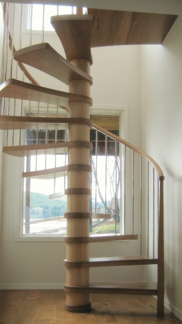 Small Spiral Staircase Remodeling Photos 72