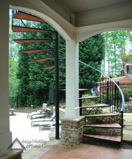 Spiral Staircases For Decks 1000 Images About Stairs On Pinterest Deck Stairs Spiral Stair Pic 32