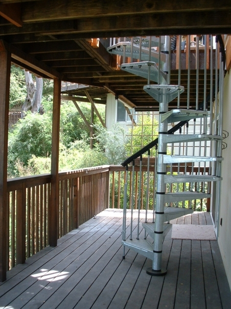 Spiral Staircases For Decks Spiral Staircases Spirals And Staircases On Pinterest Image 12