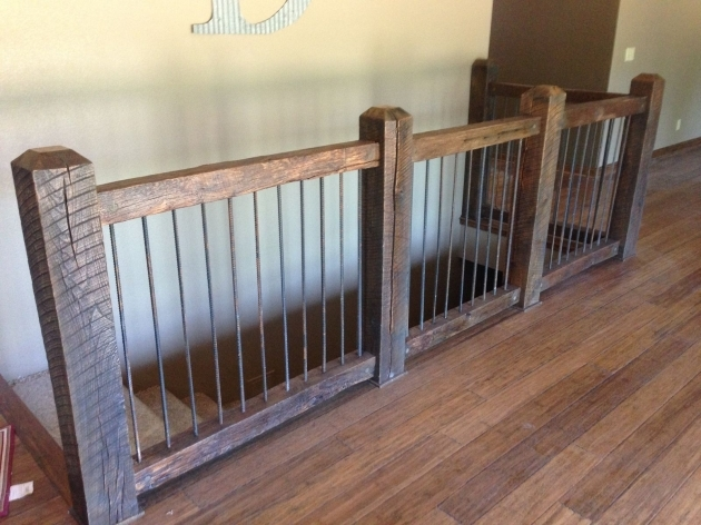 Staircase Railings Indoor Custom Pictures 50