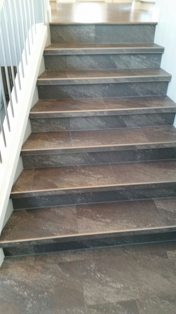 Tile Stair Risers Installation Ideas Stair Nosing Image 03