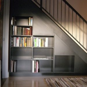 16 Under Stairs Storage Plans