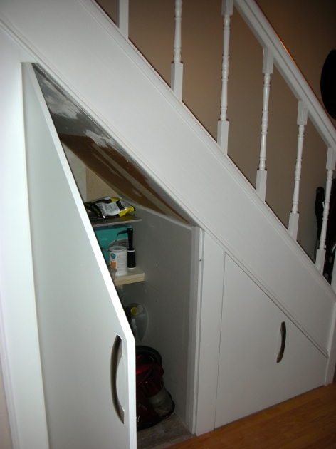 Under Stairs Storage Plans Classic Models Image 77