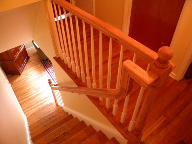 Wood Handrail Profiles Balusters Photos 83