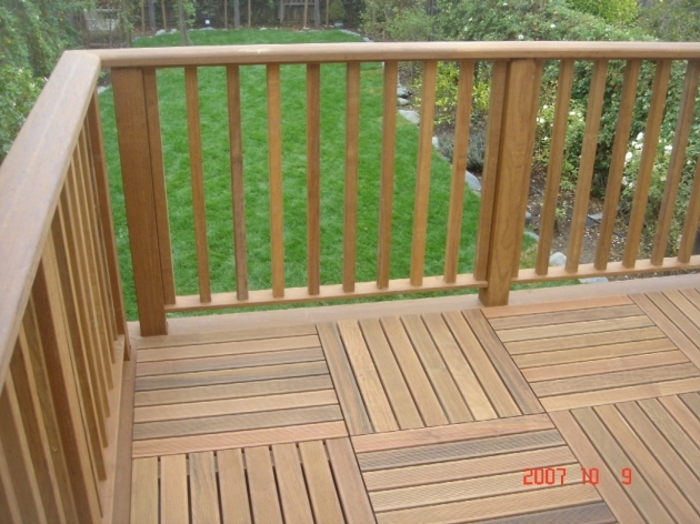 Wood Railing Kits Exterior Systems Image 32