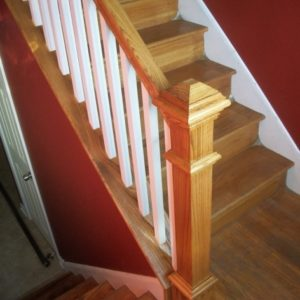 Wood Railing Kits
