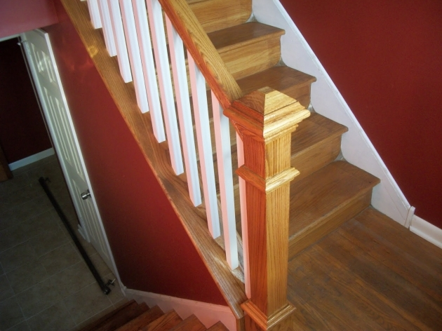 Wood Railing Kits Ideas  Pic 24