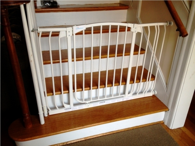 Baby Safety Gates For Stairs Bottom Image 27