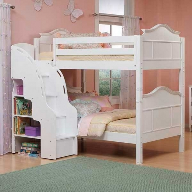 Bolton Furniture Emma Cheap Bunk Beds With Stairs White Photos 39