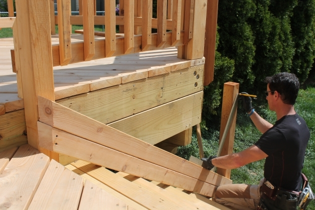 Building Deck Stair Railing Stairs Design Deck Stairs Calculator Picture 24
