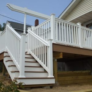 Deck Stair Calculator