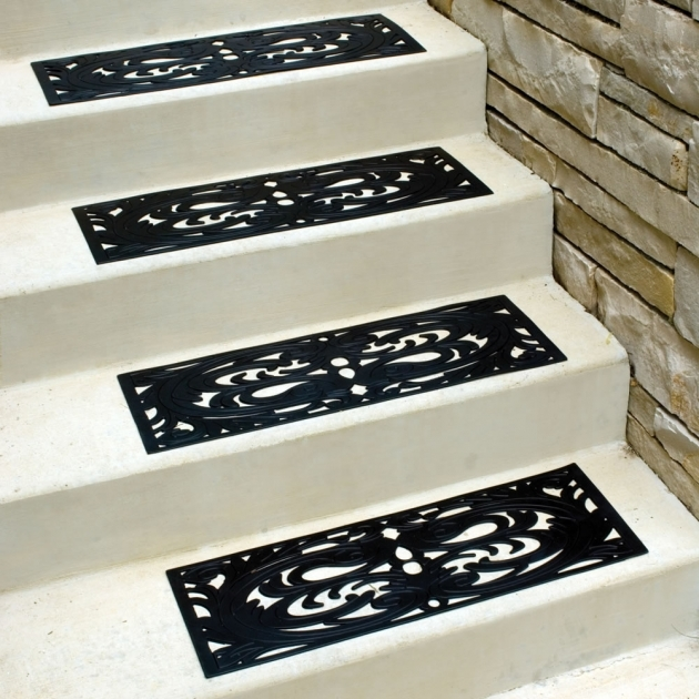 Decorative Carpet Stair Treads Image 80