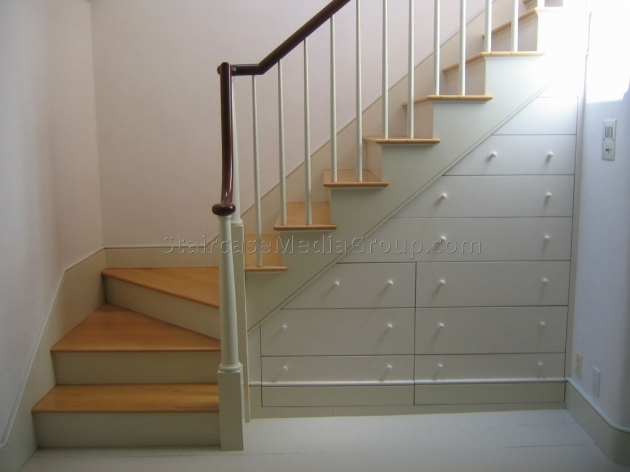 Fantastic Stair Design For Small Spaces Images 53