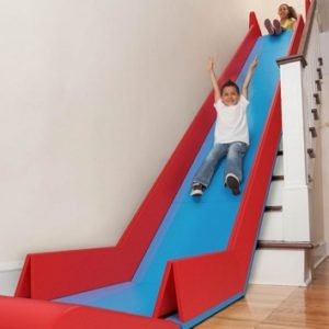 foldable slide for stairs