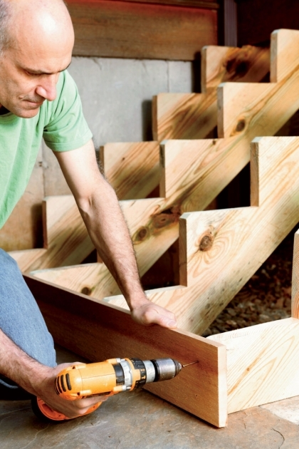 How To Cut Stair Stringers Design And Plans Photo 60