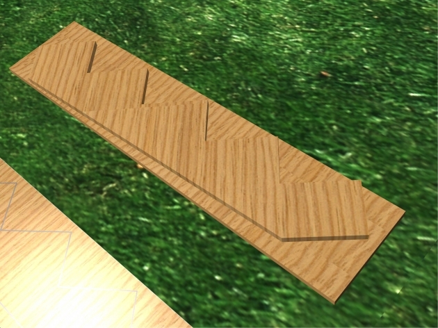 How To Cut Stair Stringers Steps Pictures 19