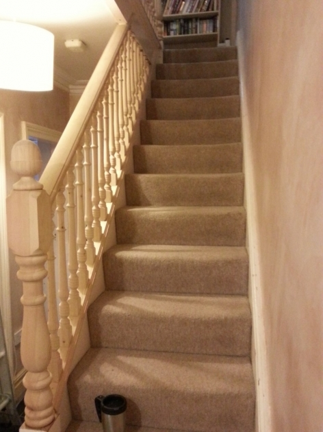 How To Replace Stair Spindles And Banisters Stairs  To 2nd Floor Opened Up Pictures 28