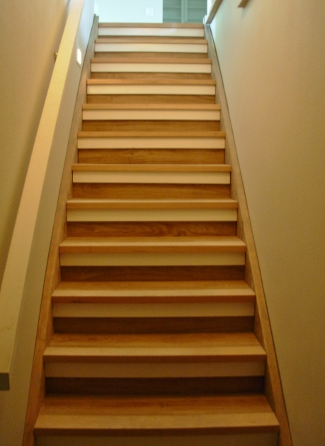 Ideas Replacing Basement Stairs Interior Project Design Image 22