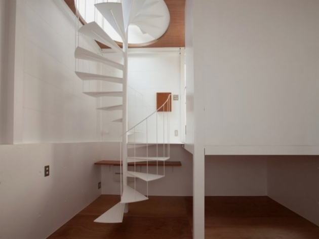 Interior Ideas Contemporary Stair Design For Small House Image 69