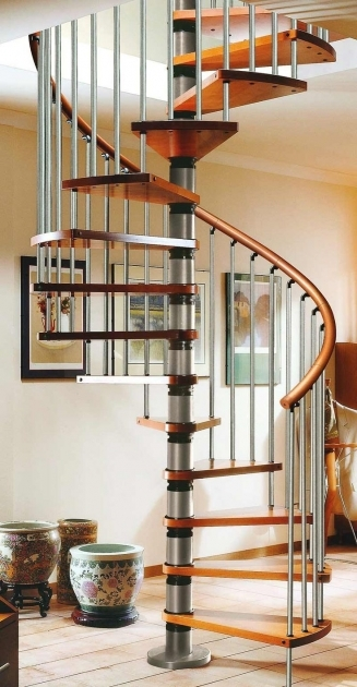 Interior Stair Railing Kits Ideas Wood Staircase Photo 03