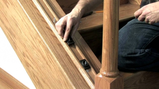 Lj Smith Ironpro Detailed Installation How To Replace Stair Spindles Image 06