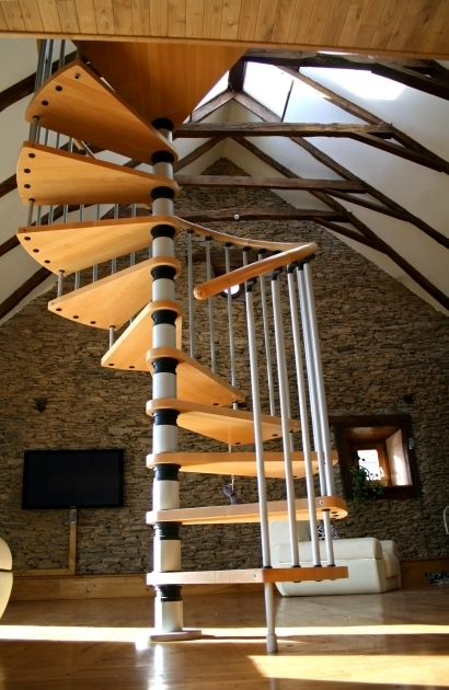 Modern Cheap Spiral Staircase Designs Pictures 46