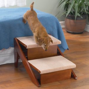 Pet Stairs for Bed