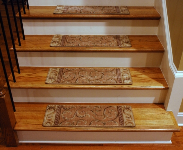 Premium Carpet Stair Treads Photo 87