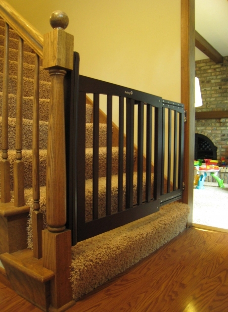 Safety Gates For Stairs With Banister Images 27