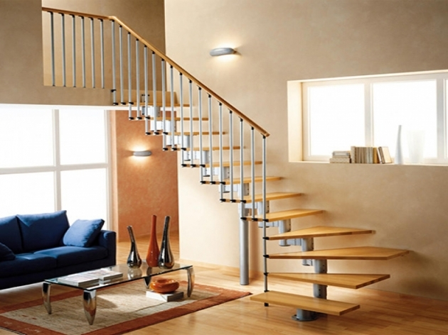 Stair Design For Small House Interior Ideas Images 11