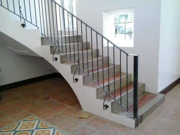 Stair Railing Simple Design Stair Grill Design 29