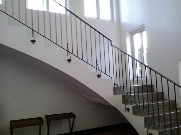 Stair Railing Simple Design Stair Grill Design 89