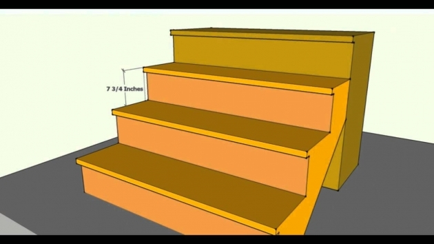 Stair Riser Height Building Code Update 2012 International Picture 22